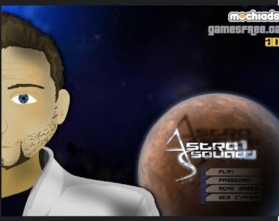Astra Squad - online arcade game