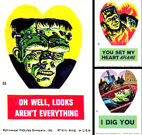 Frankensteins feast of st valentine