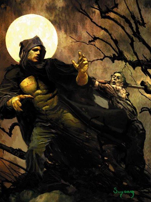 Dean Koontzs Frankenstein: Prodigal Son Vol. 2 #1