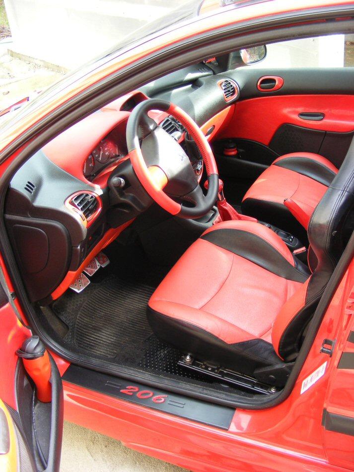 Cars Tuned Peugeot 206 Tuned