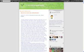 I nostri blogs