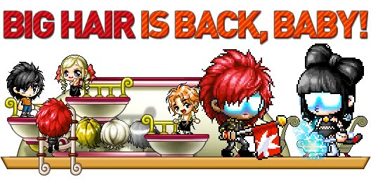 Picture of Hairstyle In Maplestory