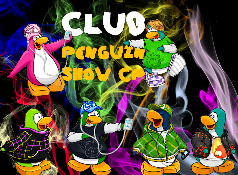 Club Penguin Show CP