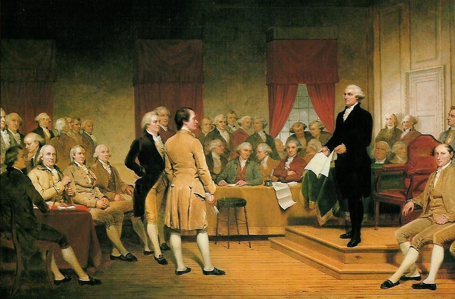 Robin's Readings and Reflections: The Constitutional Convention ...