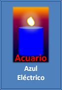 Velas Acuario