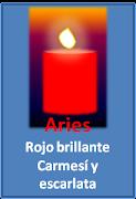 Velas Aries