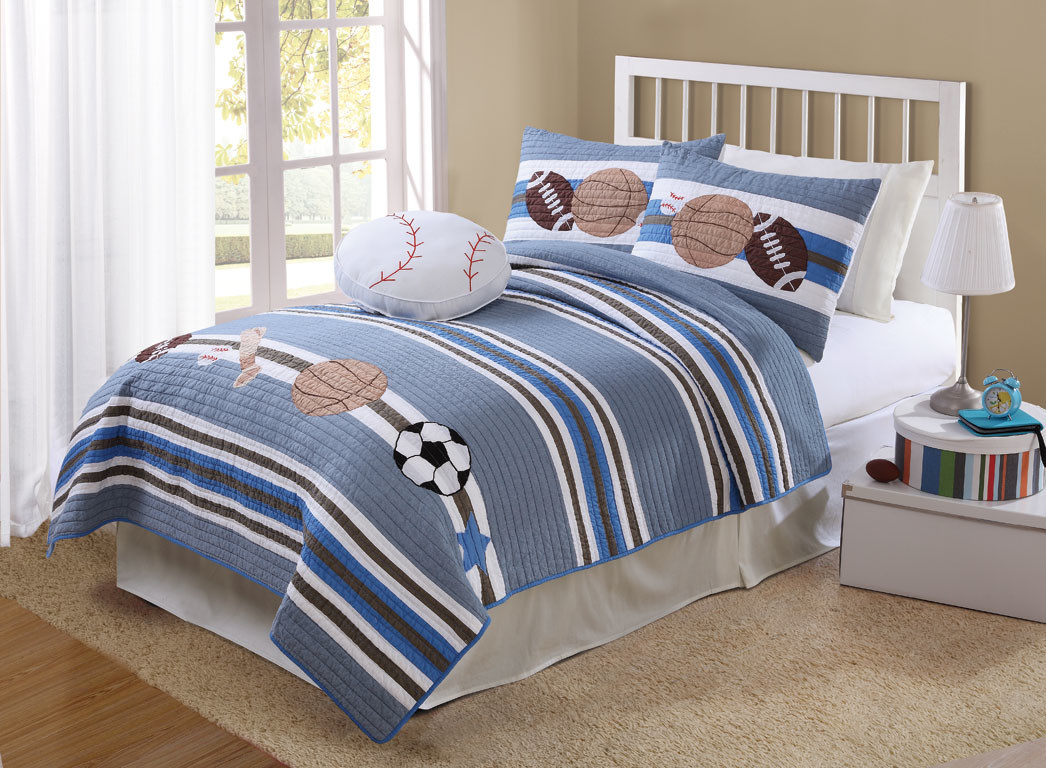 Just Boys Bedding Winner Takes All