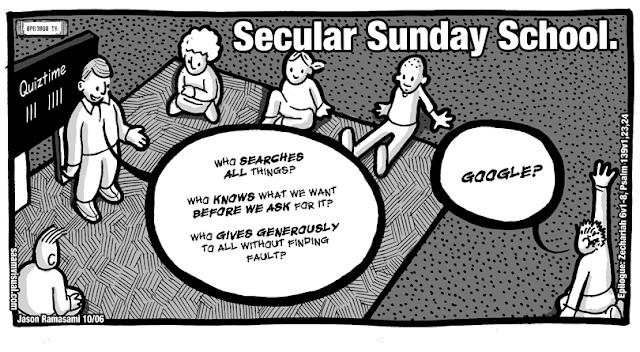 secular sunday school - google