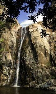 return of the waterfall
