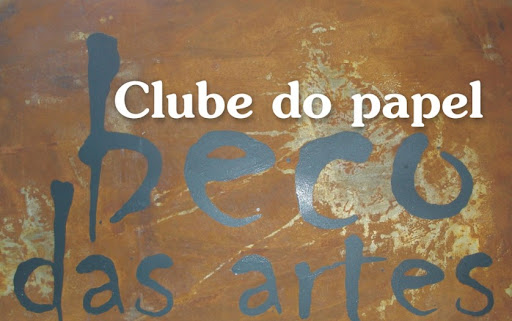 clube do papel beco das artes