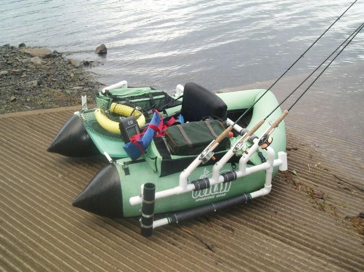 Zonker 39 s fishing blog new float tube mods for Float tubes for fishing