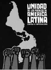 solidaridad con el pueblo Boliviano