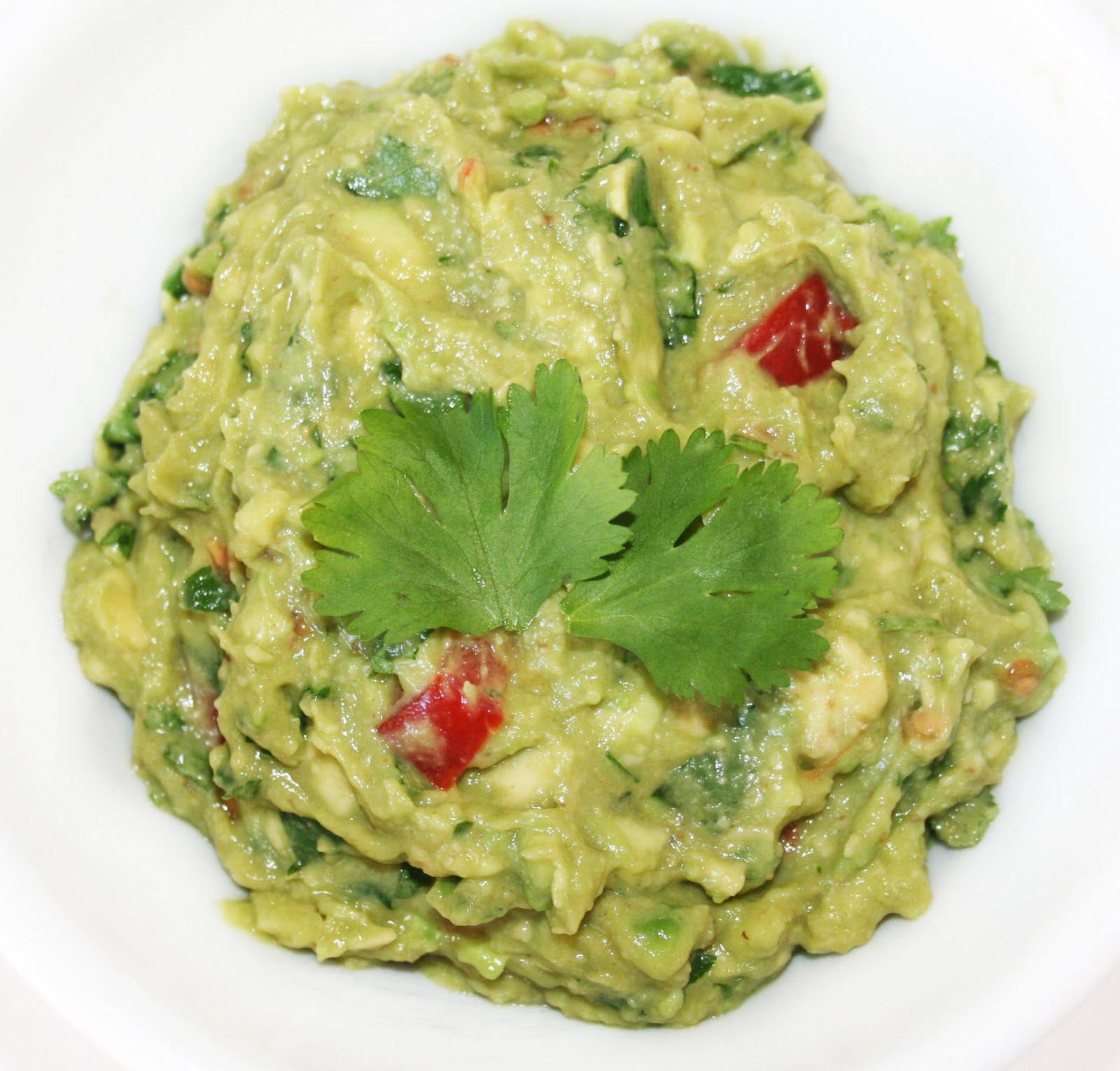 vous donne ici la recette originale mexicaine du guacamole guacamole ...