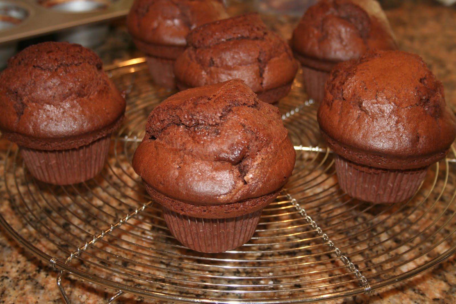 Шоколадные кексы рецепт пошаговый из какао