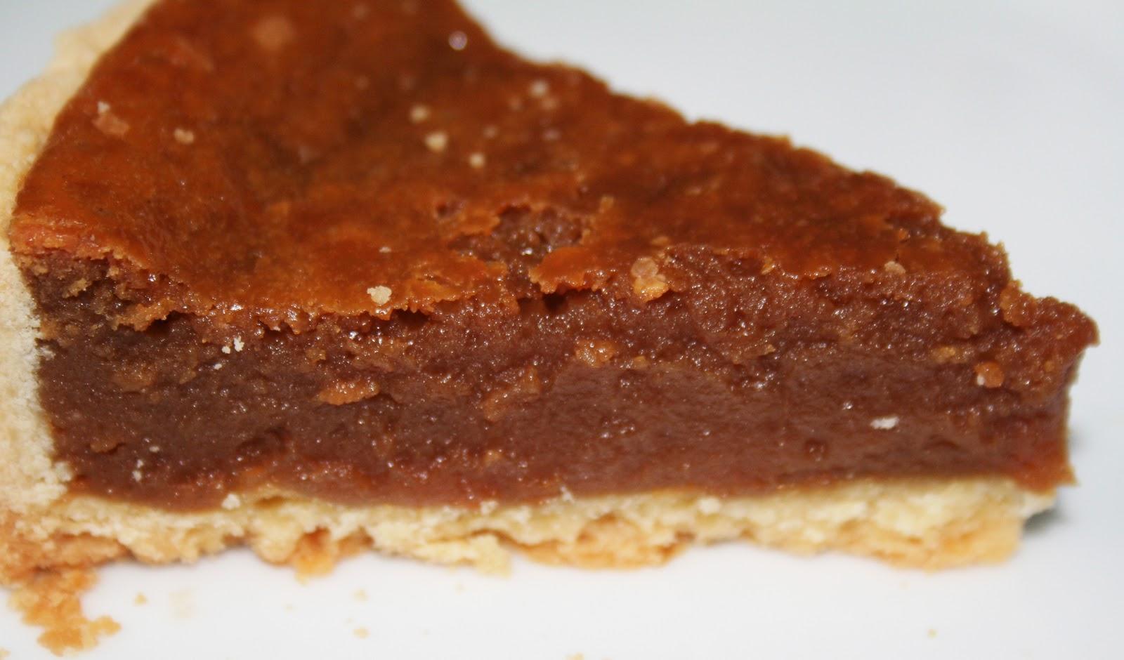 La cuisine de bernard tarte au sucre qu b coise for Cuisine quebecoise