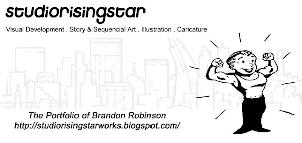 StudioRisingStar Portfolio @ Blogspot