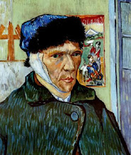 Vincent Van Gogh, on a not so good day