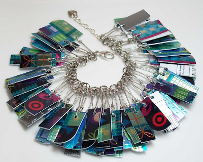 Starry Night Take Credit Bracelet
