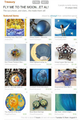 Etsy Treasury - click to enlarge