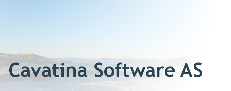 Cavatina Software AS