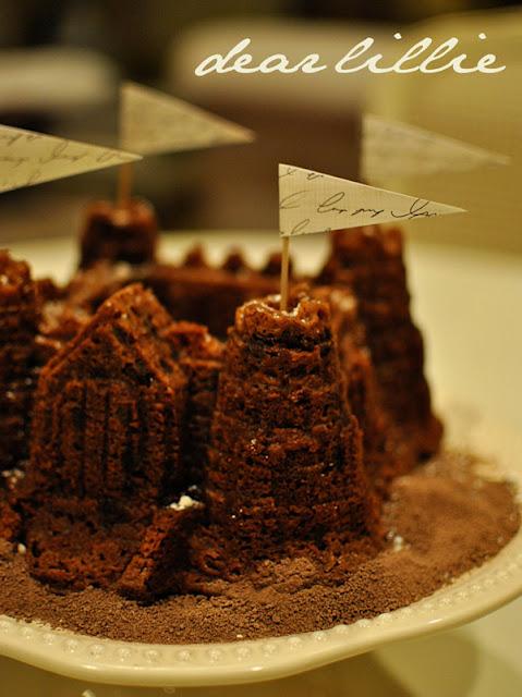 Chocolate Chip Pound Cake Made With Yellow Cake Mix