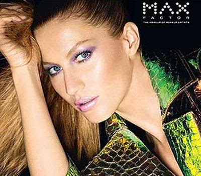 max factor make up in the Czech republic