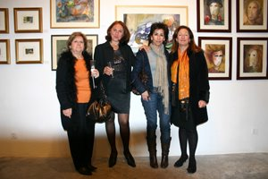Fotos de mi exposicion en Galería Ca'n Pinós