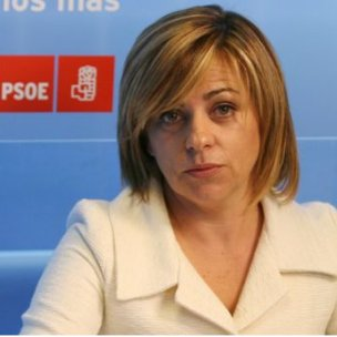 Elena Valenciano ocupará el lugar de Blanco después del batacazo del 22-M