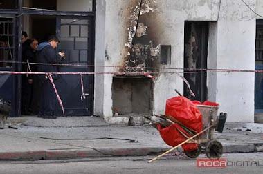 Barrendero asesinado en atentado terrorista en Cipolletti, Argentina: 13-VII-2010