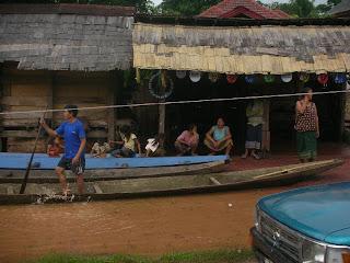 Vientiane to Vang Vieng