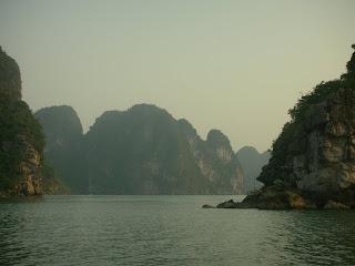 touring Halong Bay