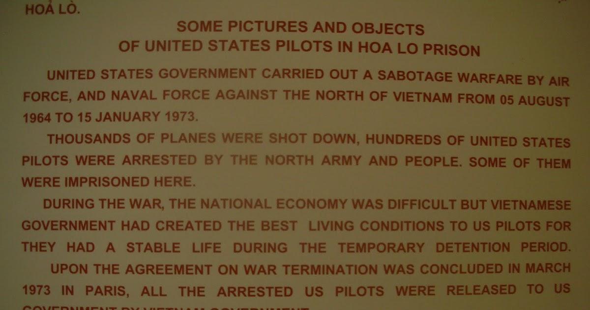 Women Travelling Alone Hoa Lo Prison Hanoi Tour