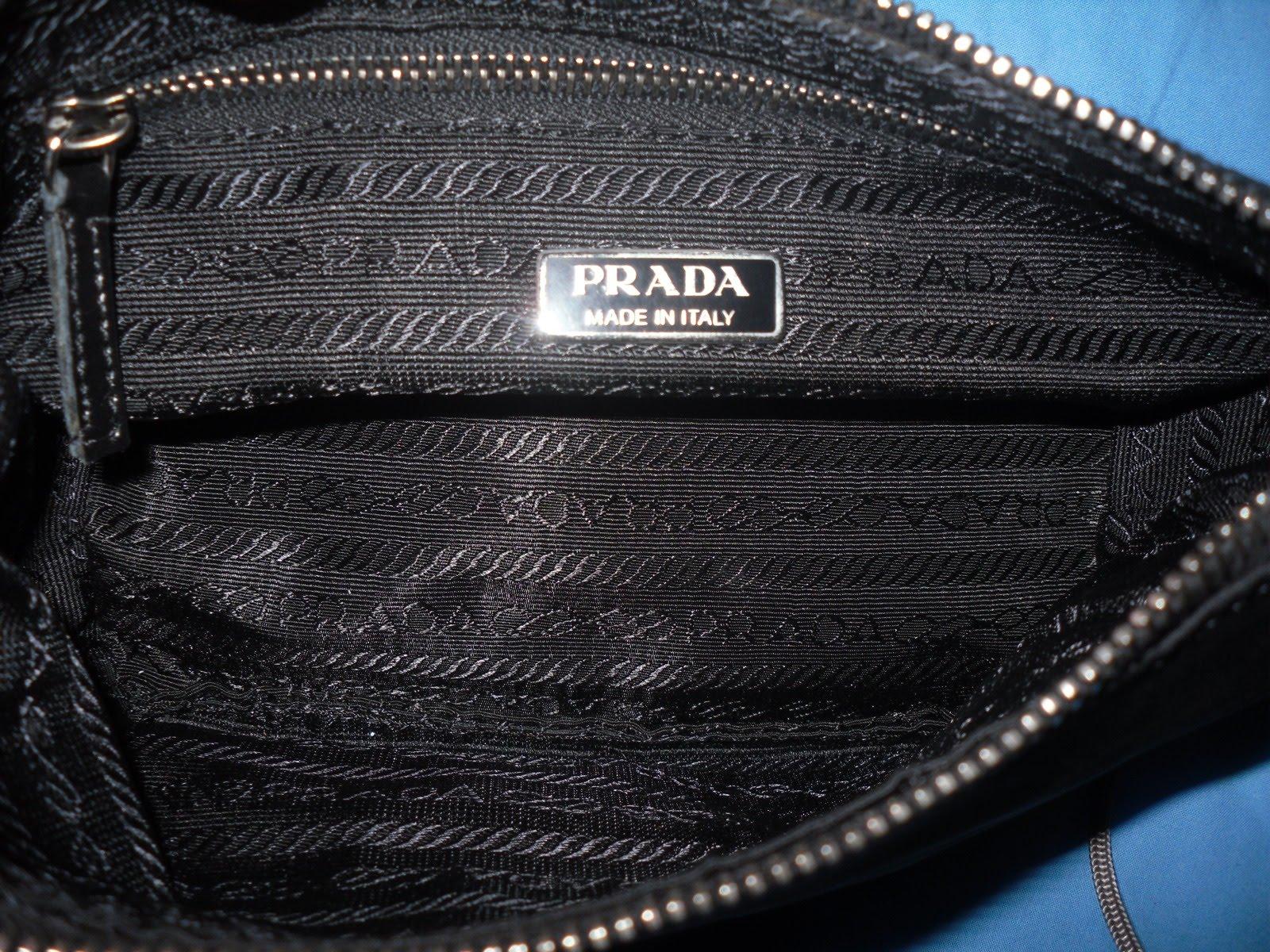 prada bags handbags - prada zaino nylon nero