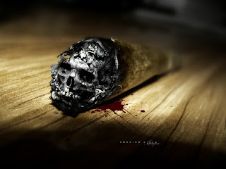 Smoking is a bad habit. - Its a bad element of society