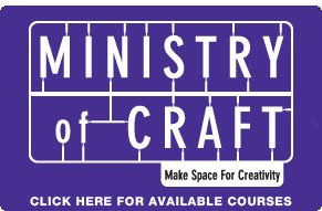Ministry Of Craft Logo