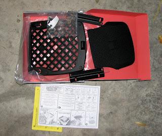 Suzuki Tux Luggage