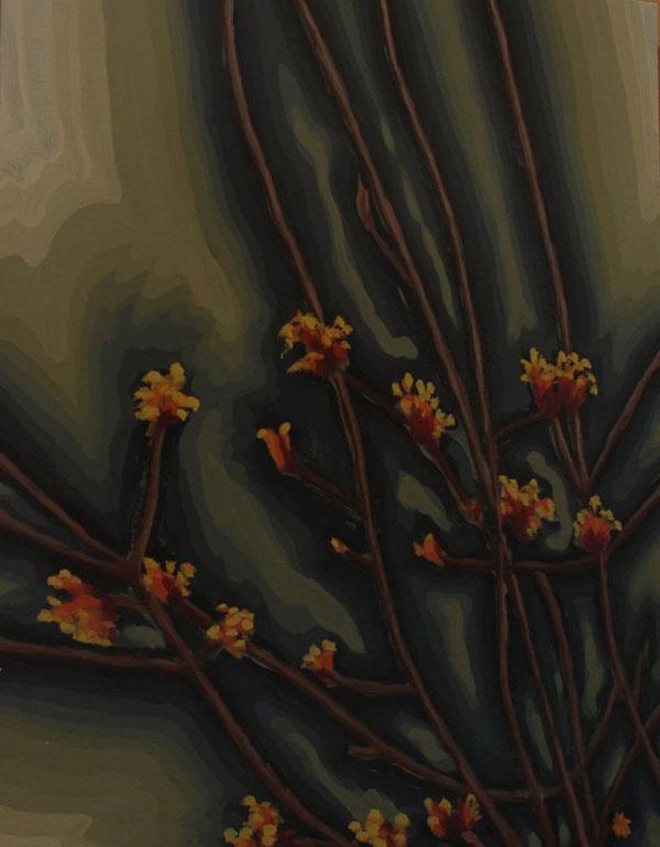 "Spring Fever | Acrylic | 16"" x 20"""