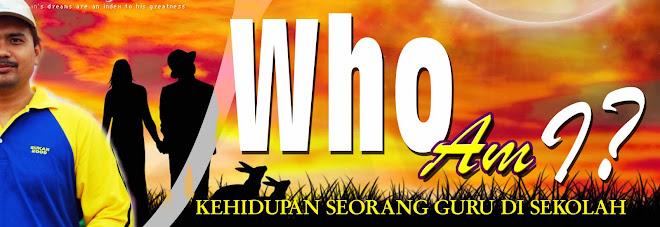 Who am I.....
