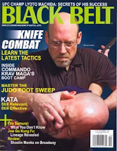 Michael Janich Featured IN September 2009 Issue Of Black Belt Magazine