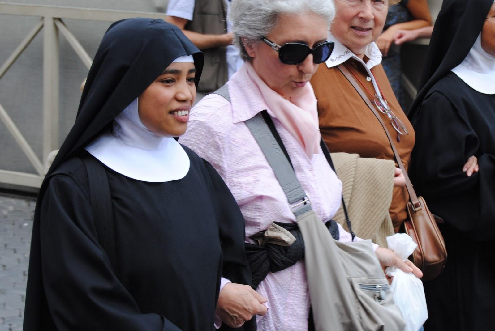 orbis catholicus secundus: be a nun