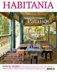 nuevamente os ofrecemos una revisin de una revista del grupo rba edipresse como casa al da pero en este caso habitania esta orientado a un perfil ms