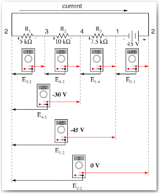 dc series circuit part 1