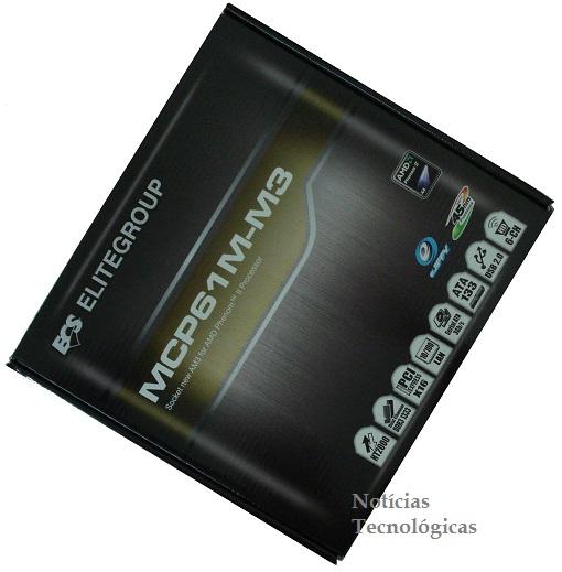 Motherboard ECS MCP61M M3