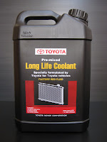 My Car Products Toyota Pre Mixed Long Life Coolant