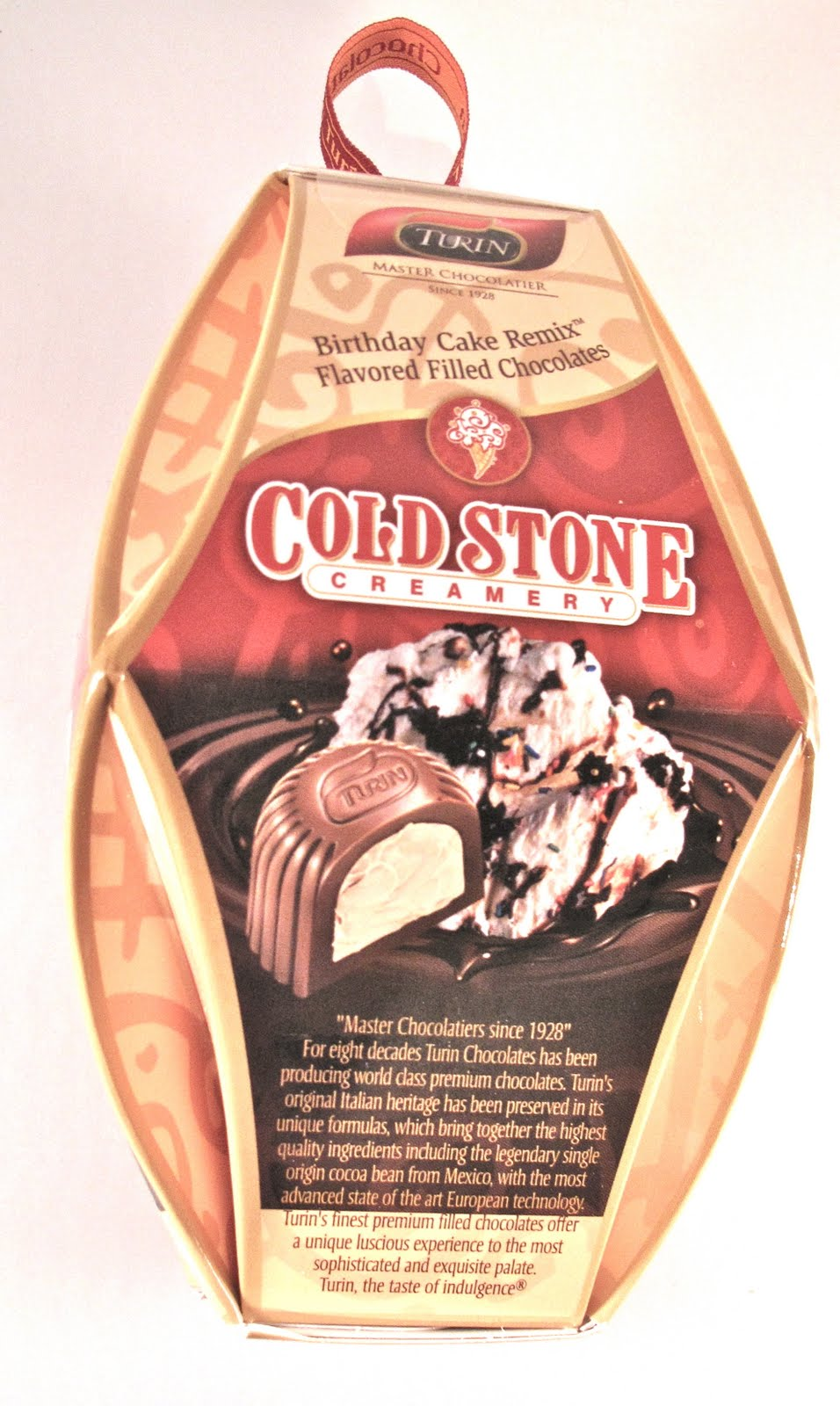 Obsessive Sweets Cold Stone Creamery Birthday Cake Remix Filled