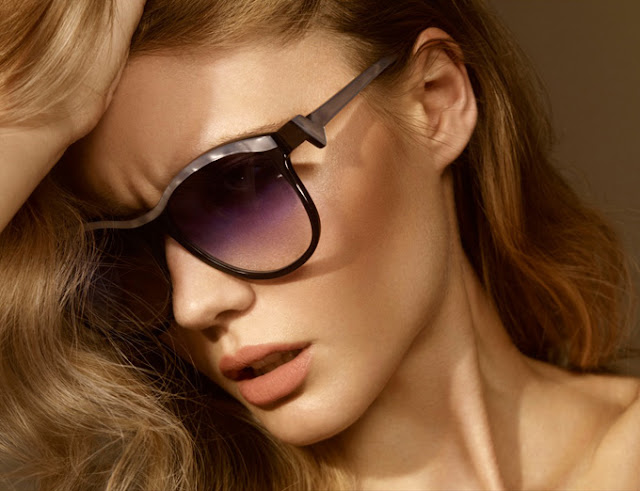 Victoria Beckham sunglasses v-523. In partnership with Cutler and Gross