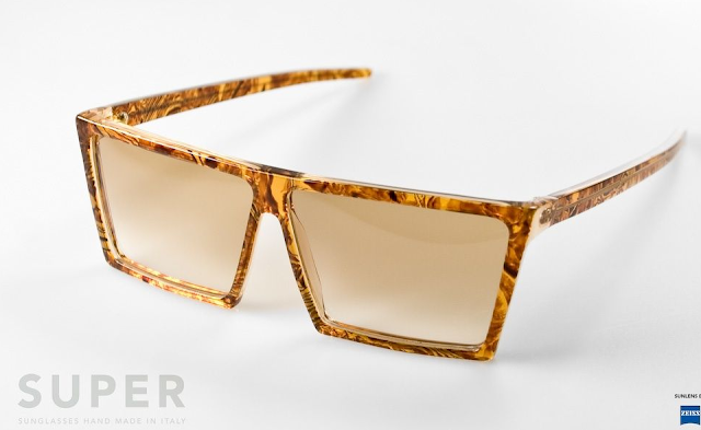 2010 Super sunglasses by Retro Super Future: W