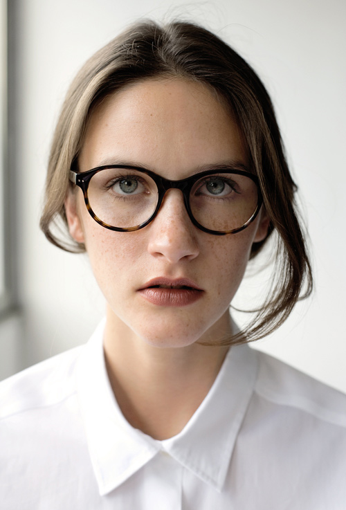 Fabris Lane's first optical collection: Alice