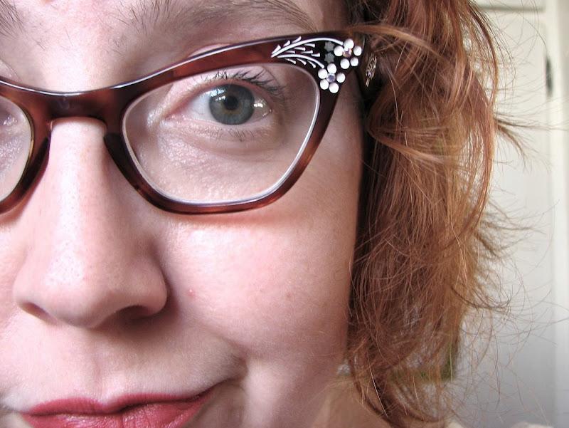 Vintage 1950s glasses
