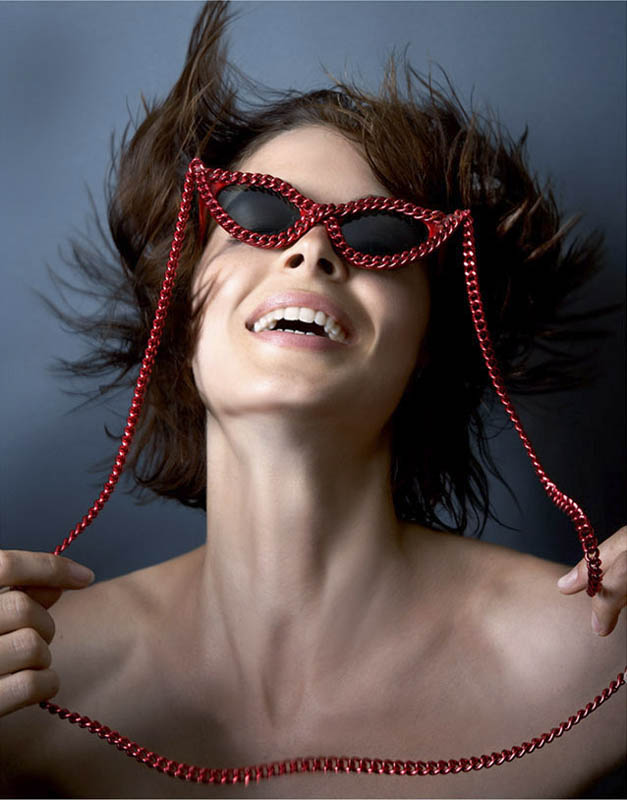 Mercura NYC sunglasses - Photo: Curtis Eberhardt